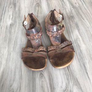 Bed Stu roan shoes